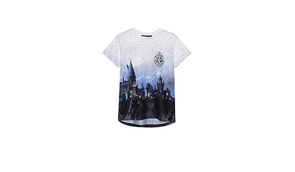 Primark - Camiseta de manga corta - para niño Blanco blanco 5 ...