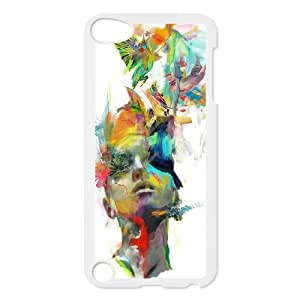 Personalized Unique Design Case for Ipod Touch 5, Dream Theory Cover Case - HL-R654436