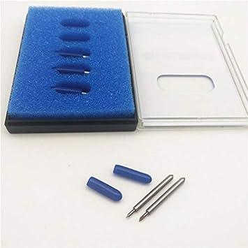 Yoton ZEC-U1005 - Cuchillo de corte de 45 grados para impresora Roland SP/SC/VP/XC, 5 unidades: Amazon.es: Oficina y papelería