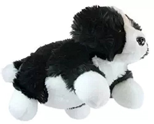Tari_Stuff Border Collie Dog Full Body Puppet