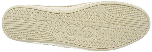 Bugatti Dames 421448026959 Hoge Sneaker Veelkleurige (licht Groen / Bruin)