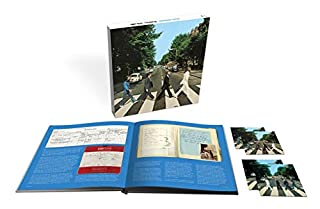Abbey Road Anniversary [3 CD/Blu-ray Super Deluxe] by The Beatles (B07VLMMG28) | Amazon price tracker / tracking, Amazon price history charts, Amazon price watches, Amazon price drop alerts