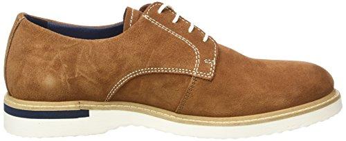 Brandy para Zapatos Marrón Active de Derby Sunset 03 Camel 11 Hombre Cordones 7vT0w