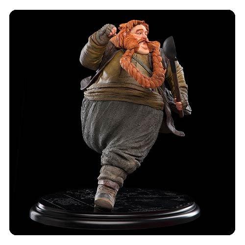 Weta Le Hobbit statue 1 6 Bombur 24 cm