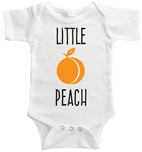 Food Onesie (Starlight Baby Little Peach Bodysuit (12-18 months))