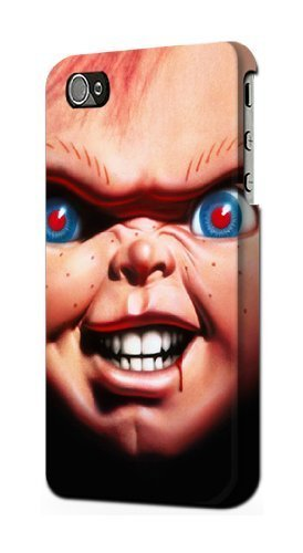 S0768 Chucky Case Cover for Iphone 4 4s
