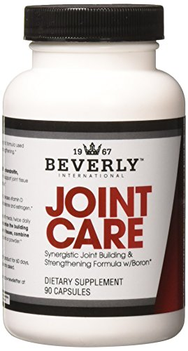 Beverly International Joint Care Softgels, 90 Count (Beverly International Nutrition Supplements)