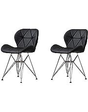 OFCASA Datorskrivbordsstol fuskläder höjd justerbar kontorsstol på hjul stoppad sits ergonomisk uppgiftsstol för hemmakontor