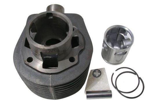Mickey de piè ces de rechange Vm1270 Vespa Cylindre kit 150 CCM 3 ports/Zylinder kit 3 Kanal Vespa PX, Sprint, GL, Super, Vbb Mickey Spares