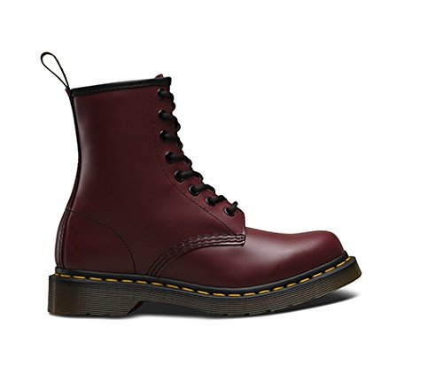 Martens Adulto Dr Cherry Unisex Smooth Stivali 1460 TgdOq