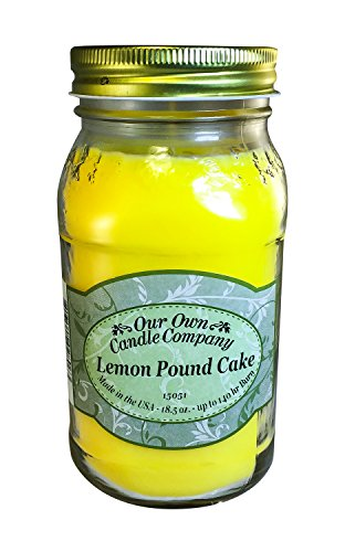 Our Own Candle Company Lemon Pound Cake