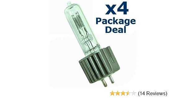 6 Qty HPL 575-115-x Osram HPL575 115X 54807 Lamp Bulb