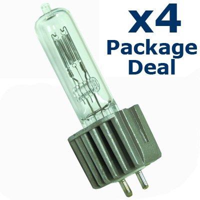Osram 4 HPL575 575W 115V HPL 575 bulb lamp Studio