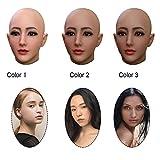 U-CHAMRMMORE MTF Transgender Alice Masks Soft