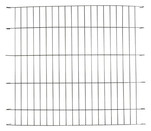 Ellie-Bo Divider for Dog Crate Cage, X-Large, 42-Inch, Black