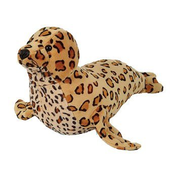 leopard seal stuffed animal - 7