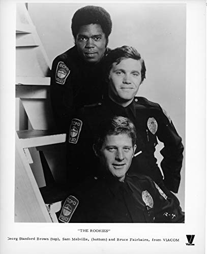 how much is Georg Stanford Brown worth