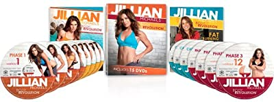 Jillian Michaels Body Revolution by Gaiam