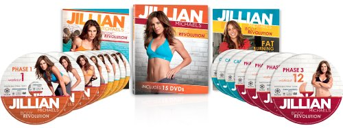 Gaiam 05 59144 Jillian Michaels Revolution