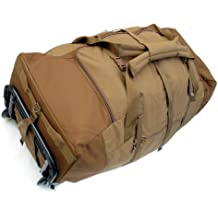 Kelty Military BRT Rolling Trunk Coyote Brown