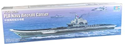 Trumpeter 1/350 PLA Chinese Navy Aircraft Carrier Model Kit