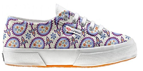 Superga Customized zapatos personalizados Decorative Paisley (Producto Artesano)
