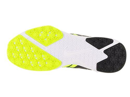 Nike Hombres Train Zapatos De Entrenamiento IncreíbleHombreste Rápidos Para Tobillo-negro Black / Volt / White