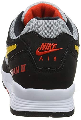 Hombre Span black Ochre 010 Para Zapatillas yellow De wolf Air Negro Ii Nike Gimnasia Grey 0znUwRq55