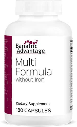 Bariatric Advantage Multi-formula With Antioxidants Vitamins -180 Capsules  ()