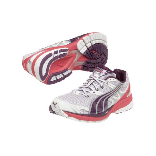 Puma Women's Complete SLX Ryjin J Running Shoe White/Gloxinia XWKaEMD