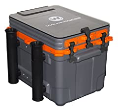 The Kayak Karate sophisticates the tank well storage experience with a superior functional interface and sleek look never before seen in a fishing gear storage crate. An open main compartment accommodates larger gear and tackle boxes, while s...