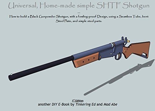 Amazon universal home made simple shtf shotgun a do it universal home made simple shtf shotgun a do it yourself firearm solutioingenieria Images