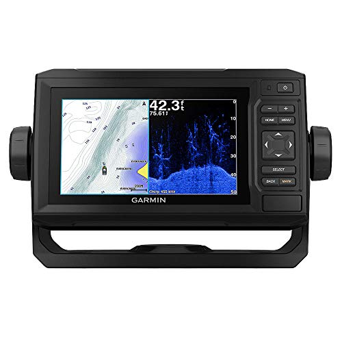 Garmin echoMAP Plus 63CV US LakeVu G3 with GT20-TM Transducer, 010-01889-05