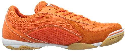 Lotto Sport FUTSAL PRO VI ID - Zapatos de fútbol de goma hombre naranja - Orange (ORANGE HOT)