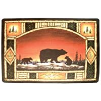 Bear Indoor Comfort Mat (4mm Thick) 18x27-inch