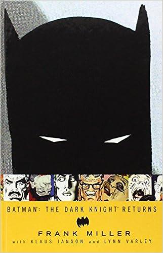 Batman Logo Dark Knight Returns