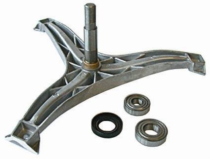 Bearing Spider (Hotpoint Drum Support Shaft Spider & Bearing Kit)
