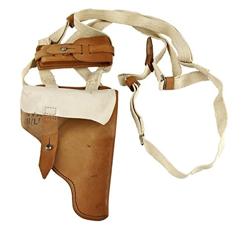 Numrich Gun Parts East German Walther Shoulder Holster Set (Gun Walther Parts)