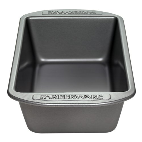 52105 9 x 5-Inch Nonstick Loaf Pan, Gray (5 Inch Loaf Pan)