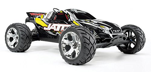 Nitro Buggy Tuning (Traxxas Jato 3.3: 1/10 Scale Nitro-Powered 2WD Stadium Truck with TQi 2.4GHz Radio and TSM, Yellow)