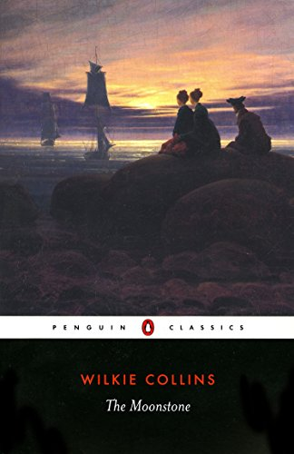 Penguins 123 - The Moonstone (Penguin Classics)
