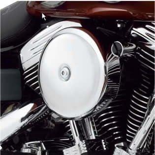 ハーレーダビッドソン/Harley-Davidson スムーズ・エアクリーナーカバー/29153-07ハーレーパーツエアクリーナーカバー /ENGINE TRIM 29153-07