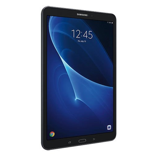 "Samsung Galaxy Tab A T580 10.1"" 16GB Tablet W/ 32GB SD card (Certified Refurbished)"