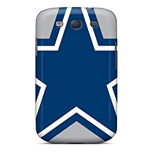 High Quality Edwave Dallas Cowboys Skin Case Cover Specially Designed For Galaxy - S3