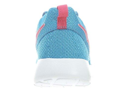 Nike Roshe Run (GS) Scarpe da Corsa, Bambina Blue