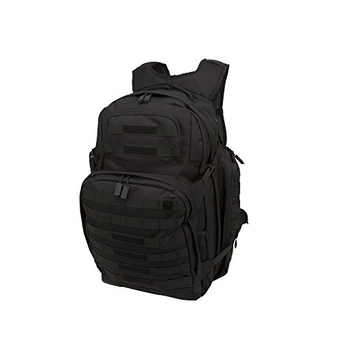 SOG Barrage Tactical Internal Frame Pack Backpack (Black, X-Large)