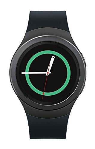 Samsung Gear S2 3g Version ATT Unlocked Dark Gray (Renewed) ()