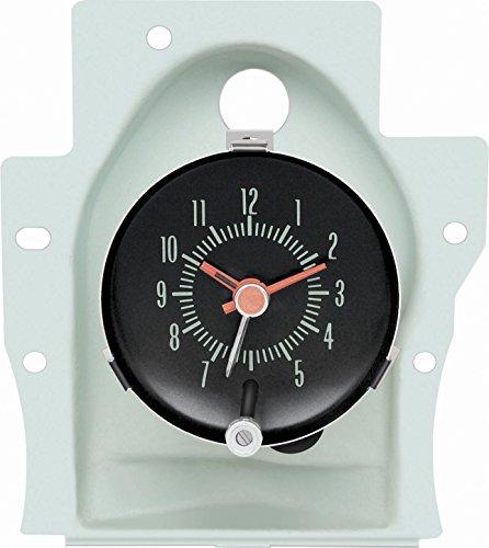 Center Dash Clock - 7