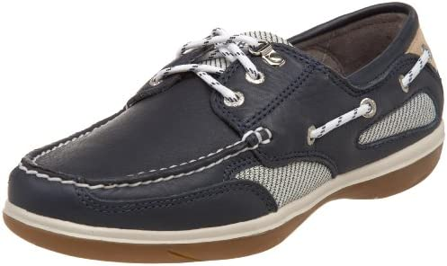 Women/'s Deck Shoes Sebago Castine