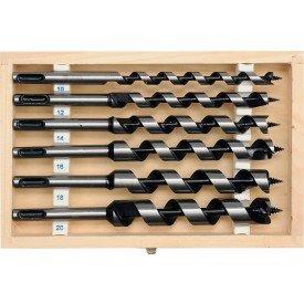 Yato yt-3300-Bohrer Schlangenbohrer für Holz Set von 610-20mm SDS Schaft